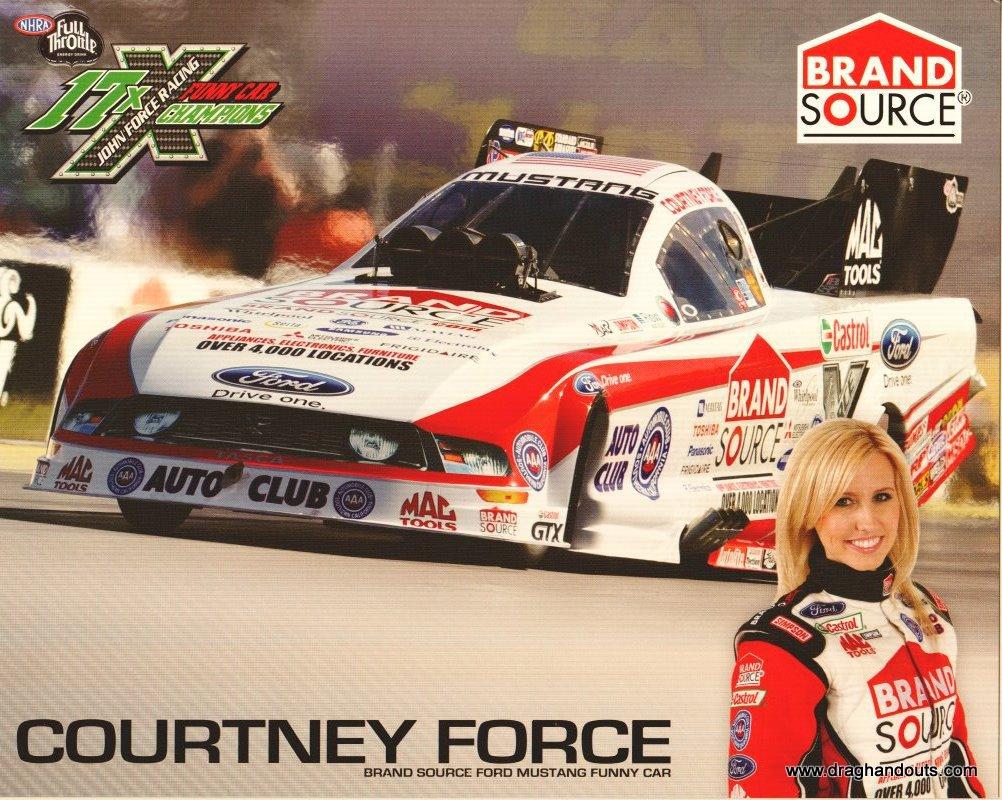 2011 NHRA FC Handout Courtney Force