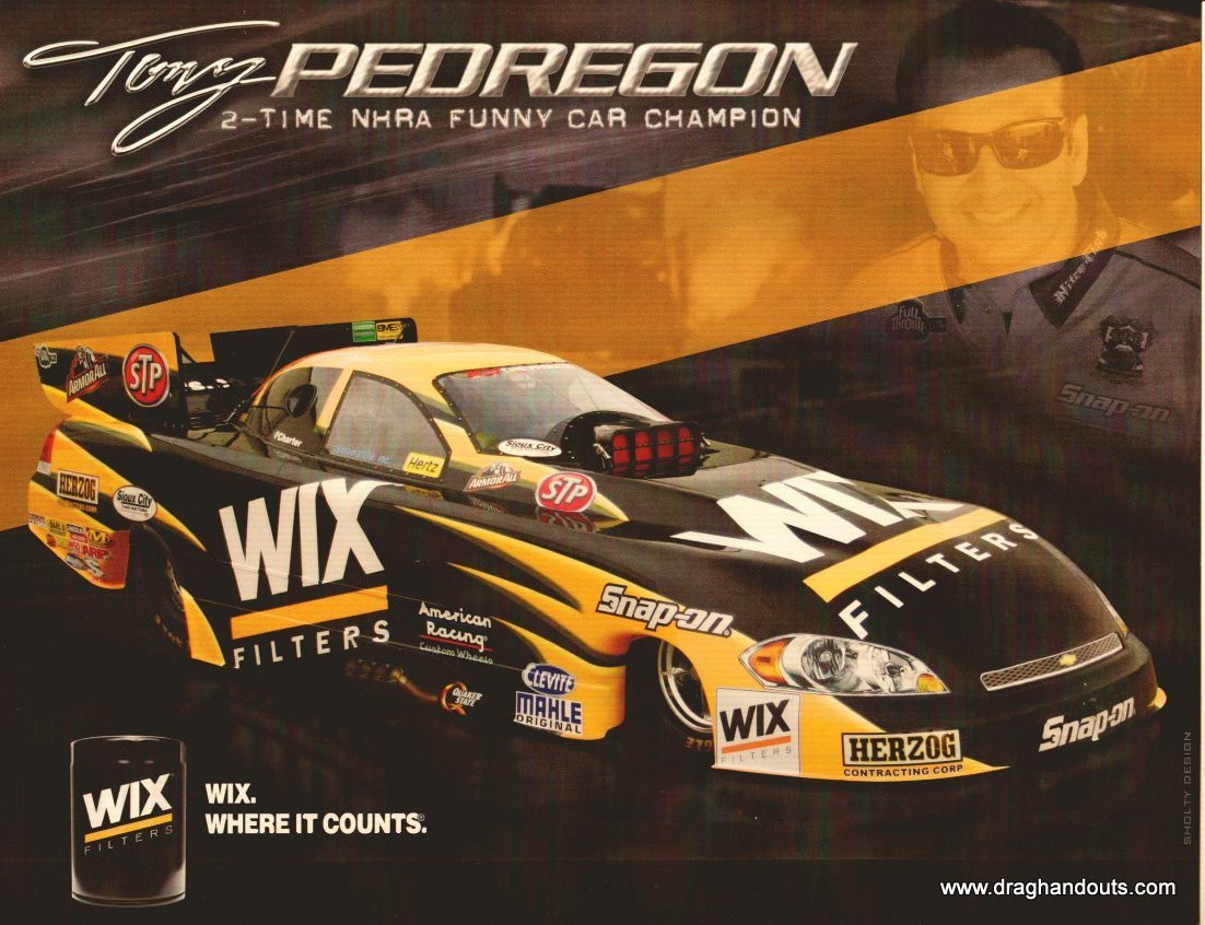 2011 NHRA FC Handout Tony Pedregon (version #2) WIX