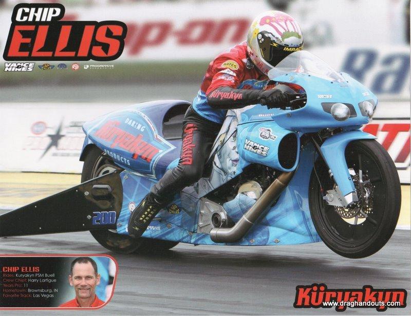 2011 PSB Handout Chip Ellis