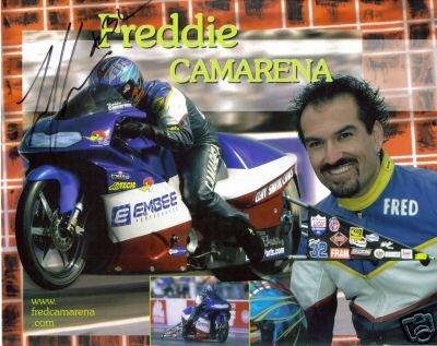 2007 NHRA PSB Handout Freddie Camarena