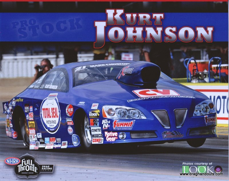 2011 NHRA PS Handout Kurt Johnson