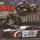 2011 NHRA PSB Handout Matt Smith