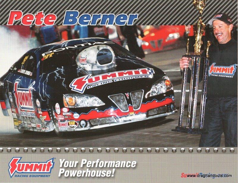 2011 NHRA PS Handout Pete Berner