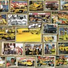 2011 NHRA PS Handout Jeg Coughlin 25 Years of Racing