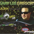 2012 NHRA PS Handout Gary Lee Gregory