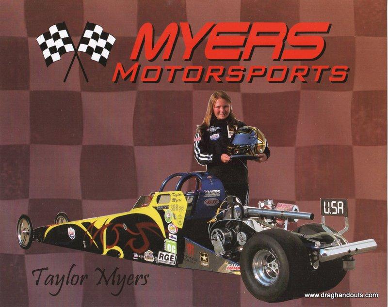 2011 JD Handout Taylor Myers