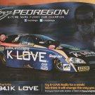 2012 NHRA FC Handout Tony Pedregon (K Love Charlotte)