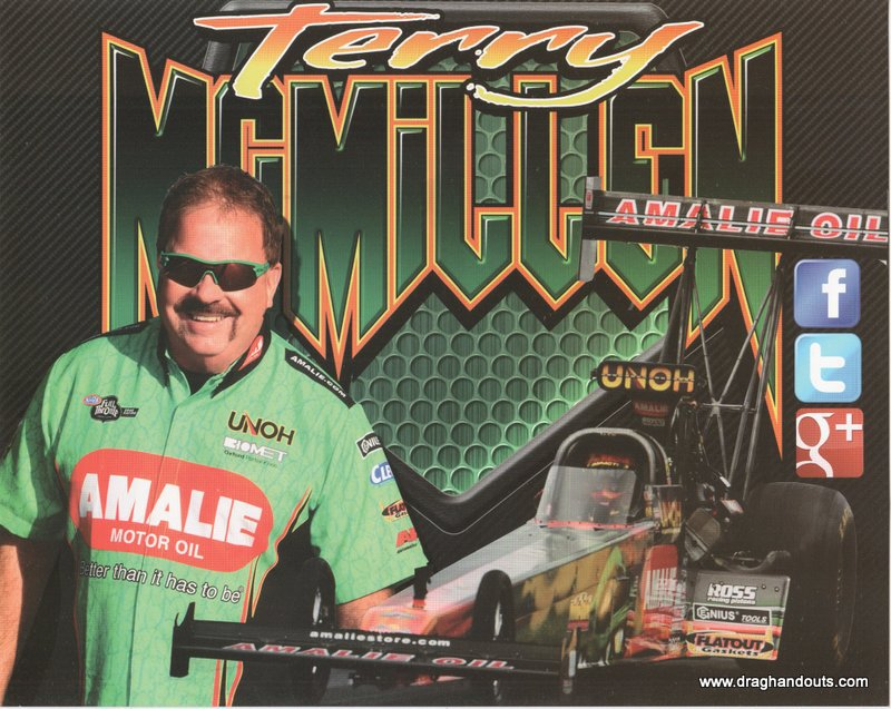 2012 NHRA TF Handout Terry McMillan (version #3)