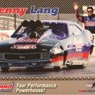 2011 NHRA PM Handout Kenny Lang