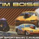 2012 NHRA Sportsman TS Handout Tim Boise