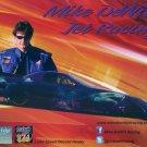 2012 NHRA Jet Funny Car Handout Mike DeWitt