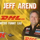 2012 NHRA FC Handout Jeff Arend (version #1)