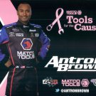 2012 NHRA TF Handout Antron Brown (Tools for the Cause)