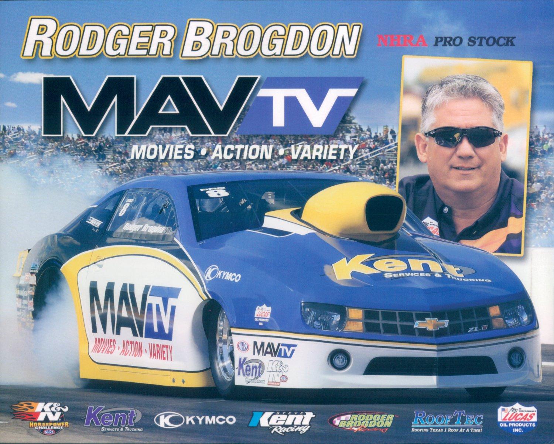 2012 NHRA PS Handout Roger Brogdon