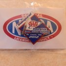 2012 NHRA Event Pin Madison
