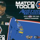 2013 NHRA TF Handout Antron Brown