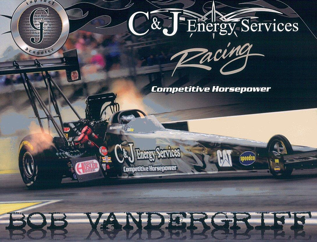 2013 NHRA TF Handout Bob Vandergriff (version #1)