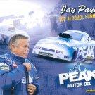 2013 NHRA AFC Handout Jay Payne