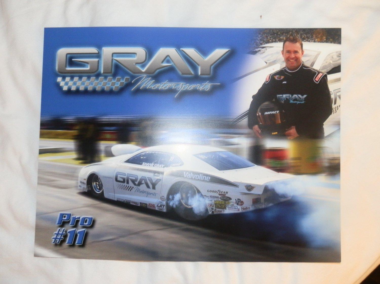 2013 NHRA PS Handout Shane Gray (version #2)