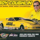 2013 NHRA PM Handout Troy Coughlin