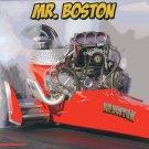 2013 NHRA Nostalgia FED Handout Mr. Boston