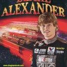 2013 NHRA FC Handout Blake Alexander (version #2)