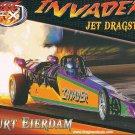 """2013 NHRA """"Invader"""" Jet Dragster Handout"""
