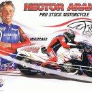 2013 NHRA PSB Handout Hector Arana Sr.