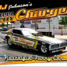 "2013 NHRA Nostalgia FC Handout ""Steel City Charger"""