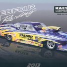 2013 NHRA Sportsman Handout Jeff Brooks