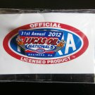2012 NHRA Event Pin Brainerd