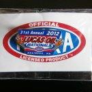 2012 NHRA Event Pin Brainerd