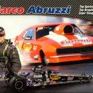 2013 NHRA Sportsman Handout Marco Abruzzi