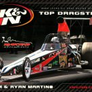 2013 NHRA Sportsman Handout Tom & Ryan Martino