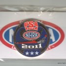 2011 NHRA Pin USA Tour