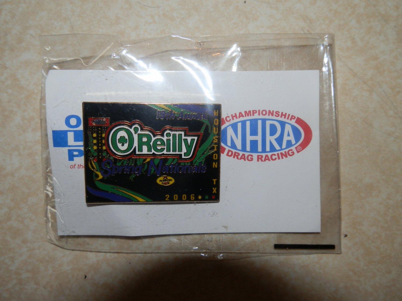 2006 NHRA Event Pin Houston