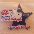 2012 NHRA Event Patch Dallas