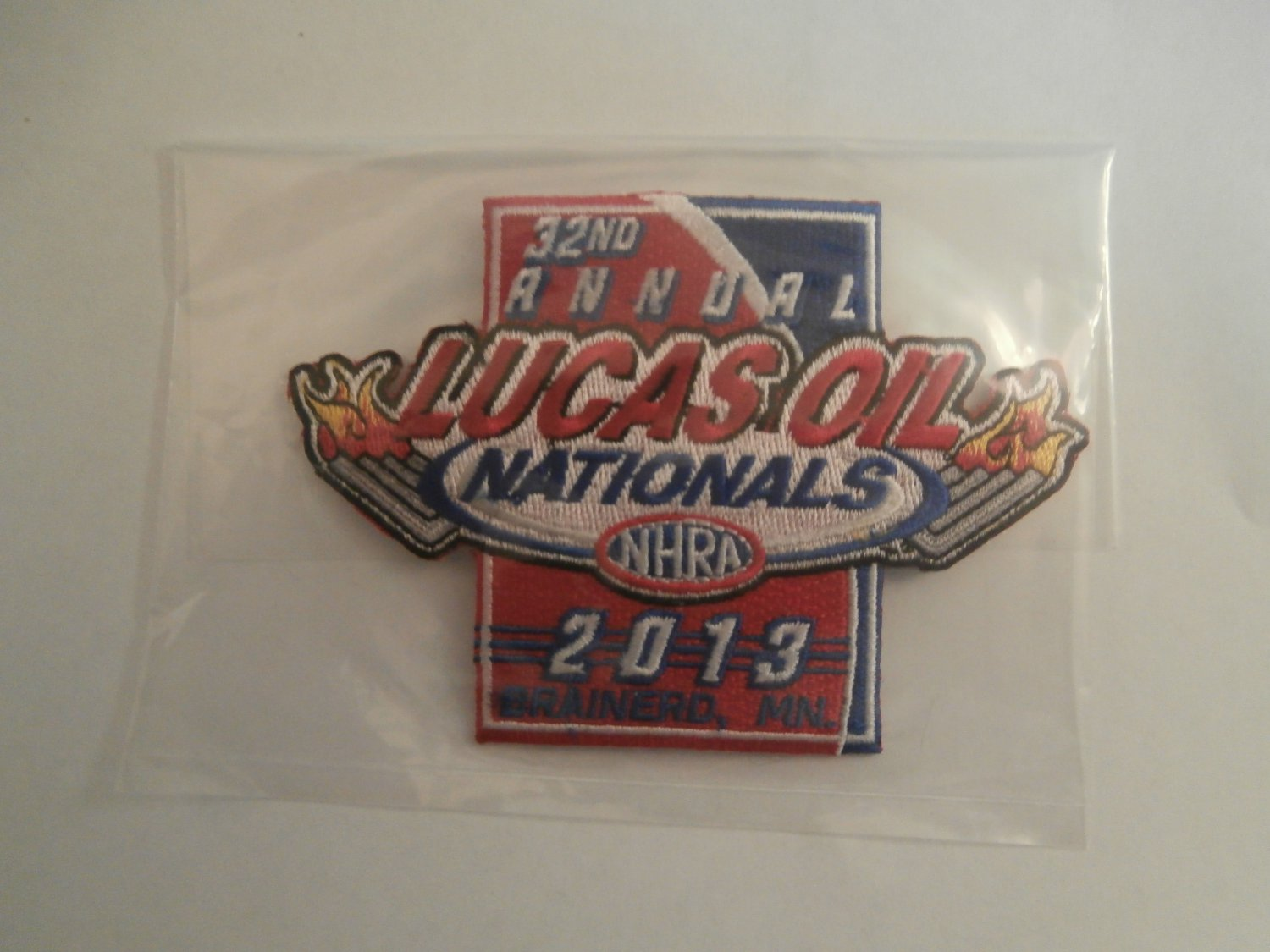 2013 NHRA Event Patch Brainerd