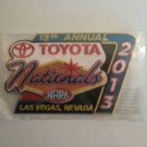 2013 NHRA Event Patch Las Vegas Fall Race