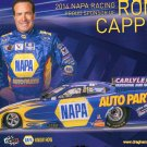 2014 NHRA FC Handout Ron Capps