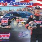 2014 NHRA PS Handout Greg Anderson