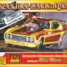 2013 NHRA Nostalgia FC Handout Kazanjian Lemon & Konno