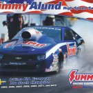 2014 NHRA PS Handout Jimmy Alund