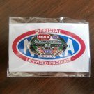 2014 NHRA Event Pin Gainesville TEC