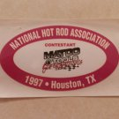 1997 NHRA Contestant Decal Houston 2