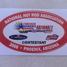 2006 NHRA Contestant Decal Phoenix