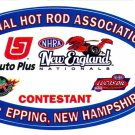 2014 NHRA Contestant Decal Epping