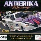 2014 NHRA AFC Handout D.J. Cox