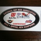 2013 NHRA Contestant Decal Epping