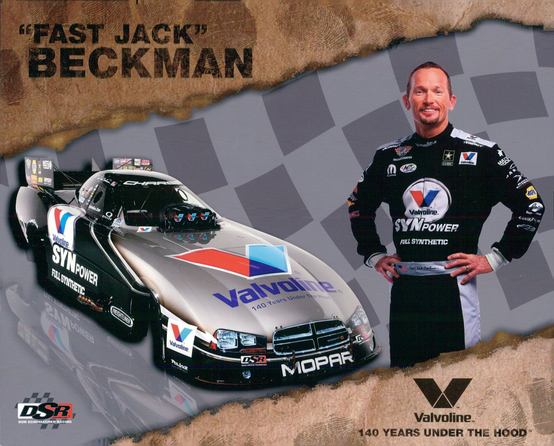 2014 NHRA FC Handout Jack Beckman (SYN)